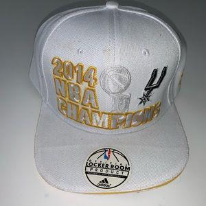 2014 NBA Championship Hat